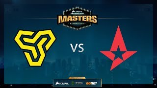 Astralis vs Space Soldiers - Inferno - Group Stage - Dreamhack Marseille 2018