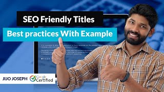 SEO Tutorial for Beginners Malayalam [Class -11] [ Meta Title - 2020] What is a Meta Title Tag