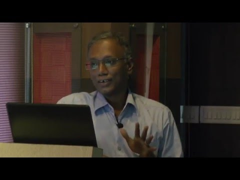 Tamil Heritage Trust-Archiving Music Talk by Yessel