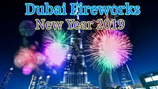 Watch Dubai New Year 2019 fireworks in full big event of the world