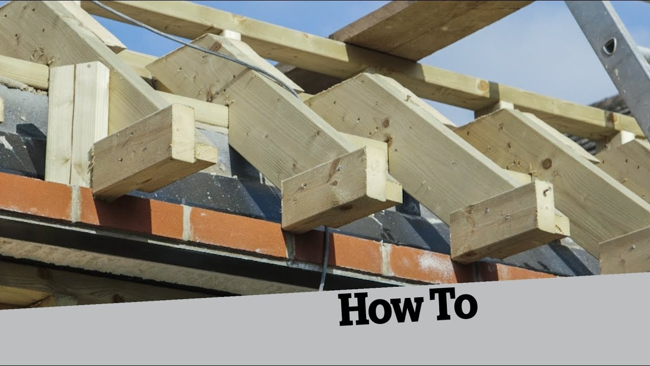 Building A Roof Truss For Lantern How To Build An