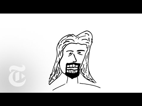 Richard Branson: The Illustrated Interview | The New York Times