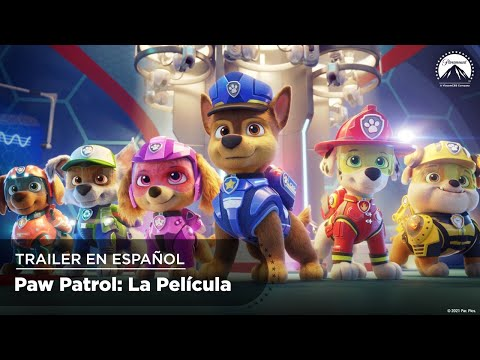 PAW Patrol: La Película | Trailer oficial en español (HD)