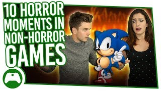10 Scariest Horror Moments In Games That Aren't Horror!