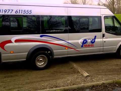 Mini Bus Hire - P N D Travel
