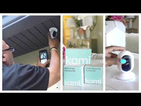 NEW! DIY | The BEST Home Security System NO WIRES | Kami Home