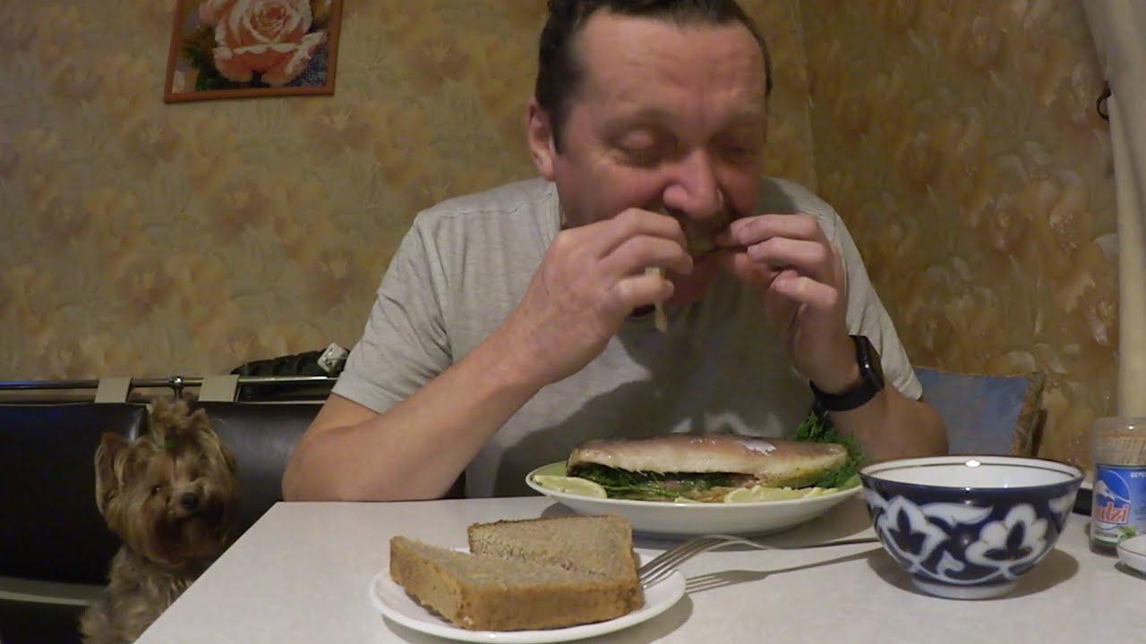 «На кухне у цыганочки» / Рецепт скумбрии с укропом от Галины