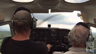 Private Pilot Lesson 16 - Pre-Solo Practice I (interrupted by weather)