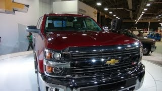 2015 Chevy Silverado and GMC Sierra Heavy Duty Trucks Debut at the State Fair of Texas