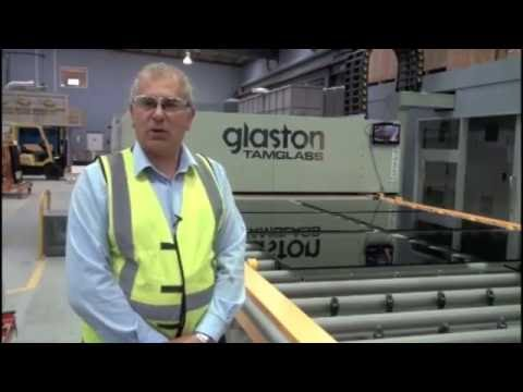 Axiom Group Glass Production Video
