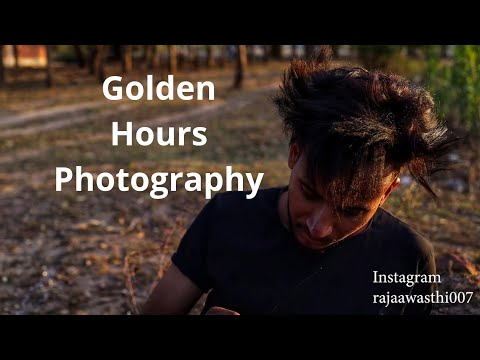 How to shot in Golden hour II Outdoor Photography Tips and tricks thumbnail