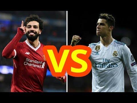 Mohamed Salah VS Cristiano Ronaldo ● Skills & Goals | HD