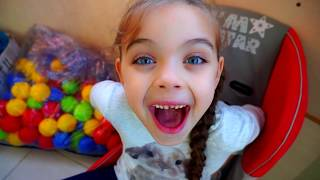 NU se poate Chipsuri la Copii ! Johny Johny Yes Papa Video pentru CopiiFor Kids