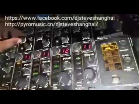 dj steve skills tutorial on serato dj ,  Allen & Health xone db4 , cdj 2000