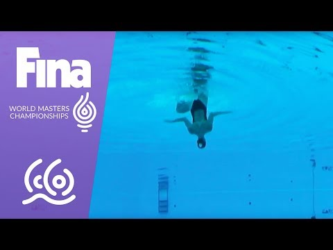 LIVE - Synchro Day 4: Solo Free | FINA World Masters Championships 2017 - Budapest