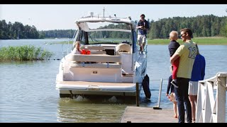 Dockmate® Wireless Remote Control makes boating more fun and EASY!