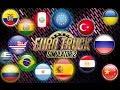 EURO TRUCK 2 SUPER MAPA MUNDIAL Actualizado 2019