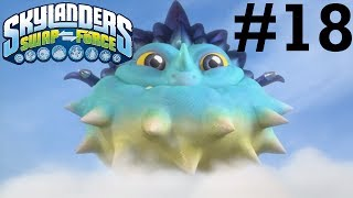 Skylanders SWAP Force Wii U Co-Op -- Adventure Pack: Tower of Time