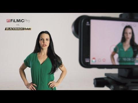 FiLMiC Pro vs Blackmagic
