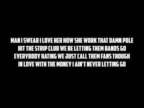 Fetty Wap  Trap Queen Lyrics On Screen