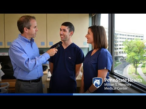 Magnet Recognition - LIVE Interview - Penn State Health Milton S. Hershey Medical Center