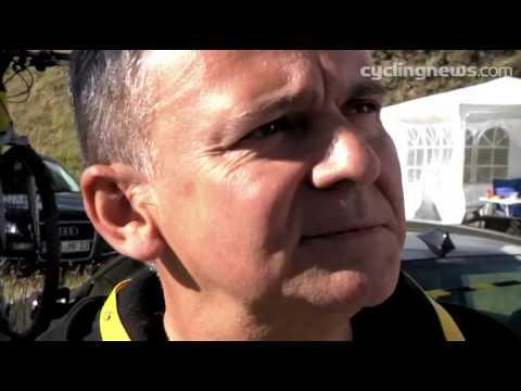 2011 Tour de France: BMC team doctor Max Testa on Cadel Evans