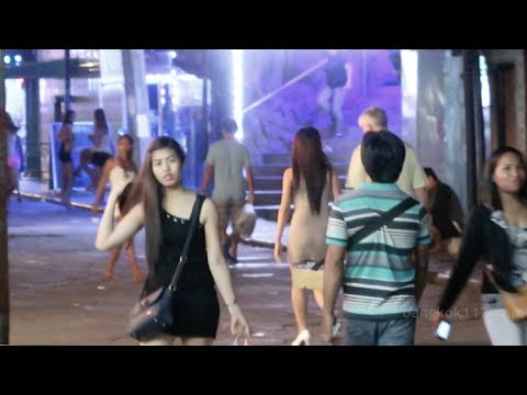 Angeles City Nightlife - Philippines Vlog 166