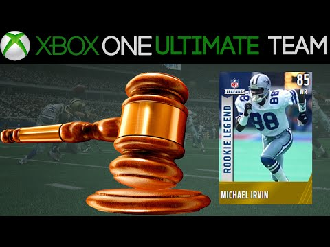 Madden 15 Ultimate Team: COIN GRIND! | Auction Block Series pt.22