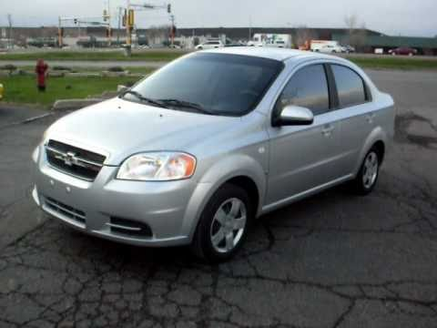 2008 Chevrolet Aveo Ls 4 Door Automatic With Air 4 New