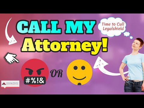 Testimonial Get Legal Help BEFORE you need it. Should I get legal help?