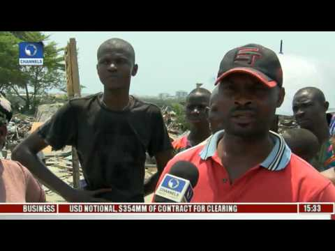 Dateline Lagos: Thousands Homeless As LASG Sacks Slum Communities Pt 1