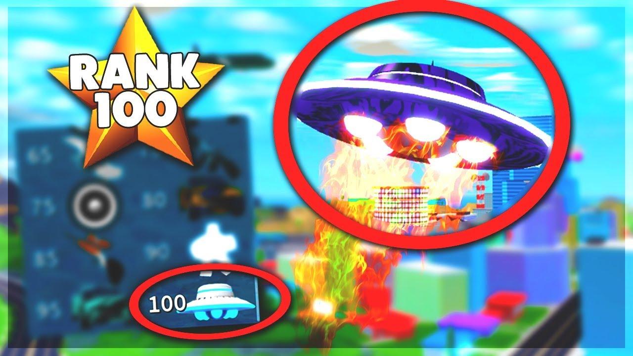 Unlocking Ufo At Rank 100 Season 4 All Rewards Mad City Update