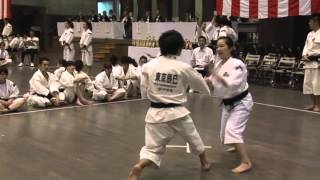東京都少林寺拳法連盟 2015年都大会