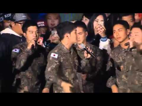 20151011 CISM World Games   Kim Jaejoong    Arirang