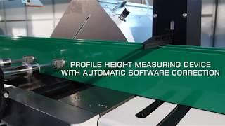 DOUBLE HEAD SAWING MACHINE - BLITZ 60 Theta CZ | COBRA INDUSTRIAL MACHINES-UAE
