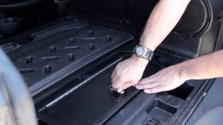 jeep wrangler locking storage vault vdp usa