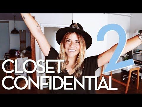 MI PRENDA MÁS CARA? MI MAYOR GANGA? | CLOSET CONFIDENTIAL 2 | Trendy Taste