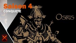 SMITE FR - Le Retour d'Osiris en saison 4