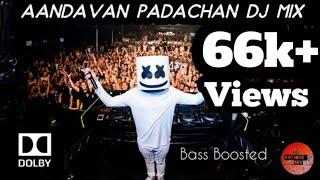 Andavan padachan song remix  #msvhits