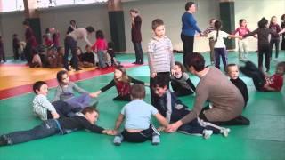 Ateliers jeux d'opposition pour les enfants de Prévert, Jean Moulin et Marie Curie de Nérac