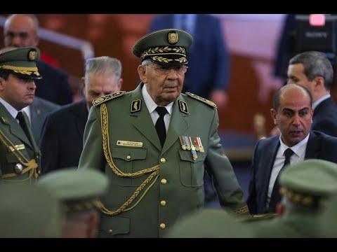 Algeria's powerful military chief Ahmed Gaid Salah dies