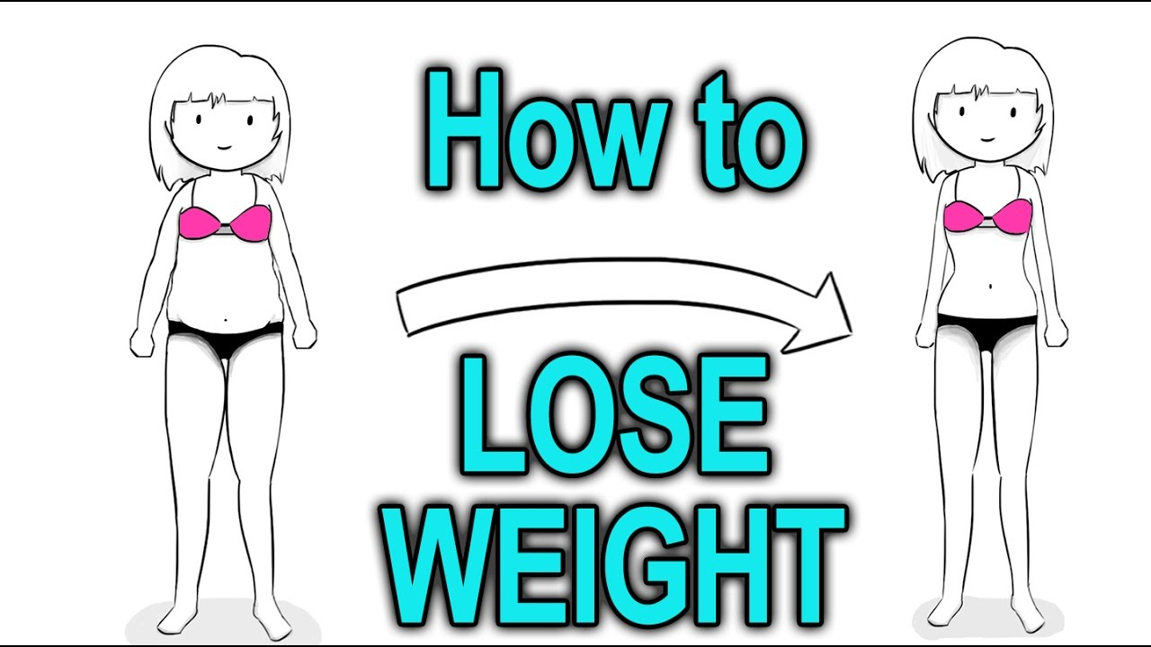 how to lose weight the best way