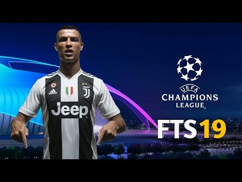 FTS 19 MOD UEFA CHAMPIONS LEAGUE EDITION Android Offline 300MB Best  Graphics by M PRO GAMING
