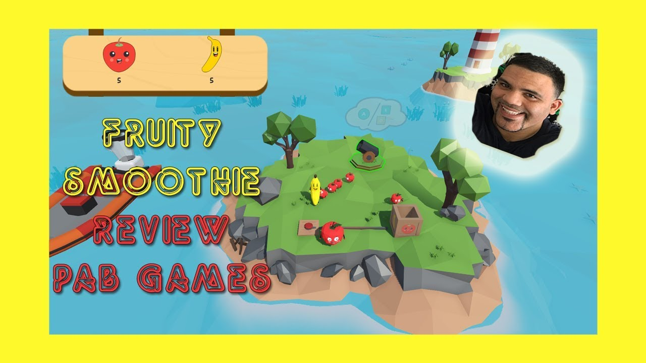 Fruity Smoothie Game Review Steam PAB Games
