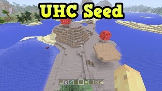 Minecraft Xbox 360 / PS3 - Mooshrooms Spawn, Under Water Spawer