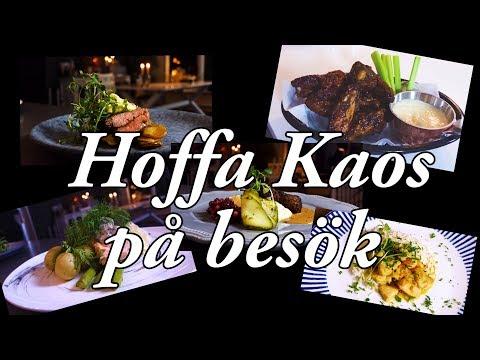 Bjuder Hoffa Kaos på mat!!!