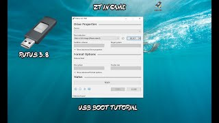 Download Rufus 3.8 - making a bootable USB / Pen Drive into Win 7 - Full Tutorial - HD