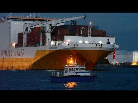 Shipspotting Le Havre - Summer 2016