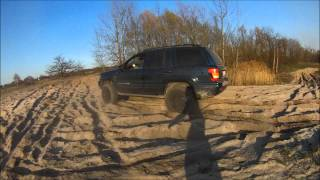 jeep wj 4 inch lift