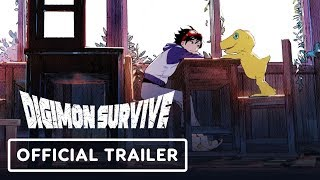 Digimon Survive - Official Opening Cinematic Trailer